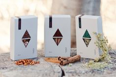 γαία Spice Packaging (Student Project) on Packaging of the World - Creative Package Design Gallery