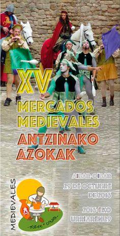 XV Mercados Medievales en Aibar
