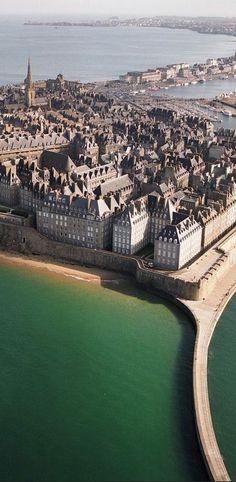 Saint Malo, Bretagne, France