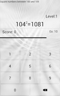 Math Tricks  This app focuses on showing you amazing math tricks and let you solve the general math problems quickly.