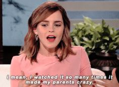 23 Times Emma Watson Was Relatable AF