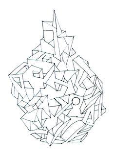 VellaiTamas Abstract pen drawings art skicc-2- by vellaitamas.deviantart.com on @deviantART