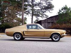 '68 Ford Mustang Fastback