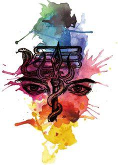 Shiva trishul with third eye abstract Shiva Hindu, Shiva Art, Shiva Shakti, Hindu Art, Lord Ganesha Paintings, Lord Shiva Painting, Krishna Painting, Shiva Tattoo Design, Lord Shiva Hd Wallpaper