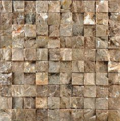 Pastilha pedra parede
