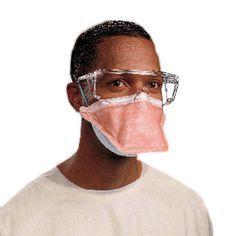 Kimberly-Clark 46727 Flat Fold Healthcare Respirator, N95, Pk35. More Details: Flat Fold Disposable Healthcare Particulate Respirator, Filter Class N95, Exhalation Valve No, Face Seal No, Nose Clip Yes, Nuisance Removal No, Size Universal, Color White, Headstrap Type Dual Elastic, Standards Niosh Approved, Package Quantity 35