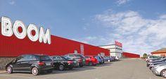 muebles BOOM (tienda y oficinas centrales) - Autovia A62, salida 117 Cigales (Valladolid) - Tienda Online en www.mueblesboom.com
