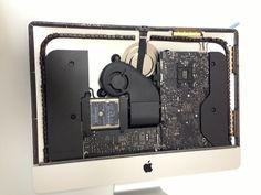 "Unboxing iMac 21.5"" 2012 Macbook Pro Unibody, Macbook Pro Retina, New Mac Mini, Thunderbolt Display, Tech Branding, Unlock Iphone, Drive Bay, New Ipad Pro"