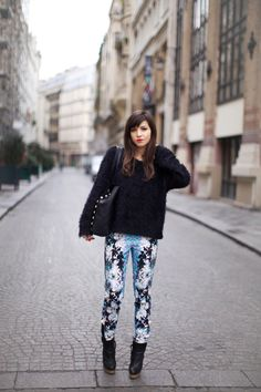 cool sportmax street style photo form leblogdebetty fashion blog