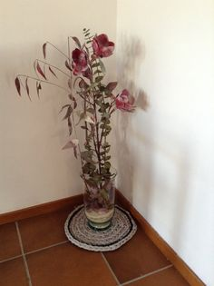 Jarrones flores secas primavera on pinterest colors - Jarrones flores artificiales ...