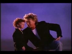 Rod Stewart - Forever Young (Official Music Video), Dedicated to Ariana, Ricardo and Andre Romero