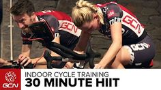Burn Fat Fast: 20 Minute Spin Class Workout - YouTube