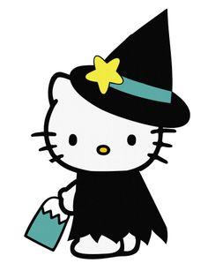 hello kitty halloween digital download | Meylah