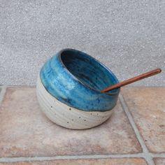 Hottest Pictures Ceramics plates thrown Popular Salt pig or cellar hand thrown terracotta pottery handmade ceramic wheelthrown – Stoneware Clay, Ceramic Plates, Ceramic Pottery, Ceramic Art, Earthenware, Pottery Designs, Pottery Ideas, Pottery Courses, Salt Pig