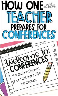Get ready for parent conferences with these easy parent conference forms and materials for classroom teachers. Lead organized, confident, easy parent teacher conferences with no stress! These parent teacher conferences materials, forms, and notes pag Parent Teacher Conference Forms, Parent Teacher Communication, Parent Teacher Conferences, Teacher Forms, Parent Notes, Classroom Organization, Classroom Management, Baby Showers Juegos, Teacher Resources