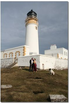 Scotland Wedding venues vary and we can arrange for you to get married in a Lighthouse
