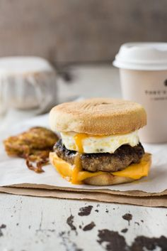 Homemade McDonald's Sausage & Egg McMuffins with sausage patties made from scratch. You will be amazed how similar this tastes – but so much better because it tastes like REAL FOOD!!! And an ingenious... Read More »