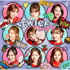 #TWICE #트와이스 #CandyPop #BrandNewGirl