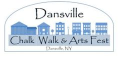 Dansville's Annual Chalk Walk and Arts Fest will be back this year on August 6! From 10-4! Come out and draw, see some amazing art, and many more fun things with us!