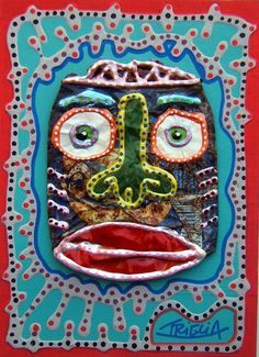 1000 images about recycled art on pinterest recycled - Recycled can art projects ...