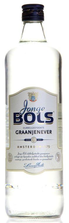 BOLS Jonge Jenever Gin (1 x 1 l)