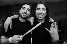 Tino and Phil