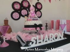 MayMig Artes Manuales Cake, Desserts, Wooden Letters, Hand Art, Party, Tailgate Desserts, Deserts, Kuchen, Postres