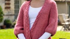 Wednesday wonders - cosy cables | The Yarn Loop
