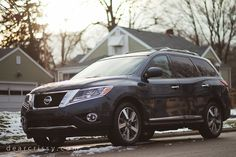 ME WANT!! The Nissan Pathfinder. Gorgeous. #PathfinderAdventures