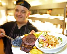 The steak proposal. Beefeater Grill offer 'Will You Marry Me' steak dinners for girls looking to propose to their bloke this leap year