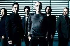 Linkin Park, circa 2012. AKA after more than a decade, still my favorite band of ALL time
