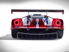 Ford has revealed that it will return to Le Mans in 2016 with its new GT. Set to compete in the GTE Pro class, it will start the famous race 50 years after Ford's momentous overall victory in Ford Motor Company, Ford Gt 2015, Supercars, Peugeot, Le Mans 2016, Ferrari, Honda, Best New Cars, Sport Cars