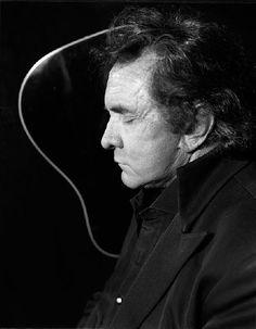 Danny Clinch     Johnny Cash, Long Island, New York      1994