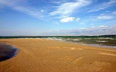 Best beaches on the Dalmatian coast, Croatia: Kraljicina Plaza, Nin