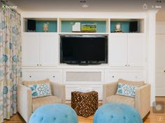 Small Basement Remodeling Ideas Design, Pictures, Remodel, Decor and Ideas - page 5 Living Room Furniture Layout, Living Room Decor, Living Rooms, Family Rooms, Built In Tv Cabinet, Media Cabinet, Basement Remodeling, Remodeling Ideas, Basement Storage