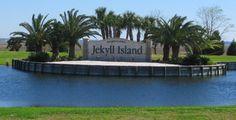 Jekyll Island, Georgia - loved visiting the Sea Turtle center!