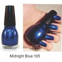 Sinful Colors Midnight Blue 105 Esmalte Importado