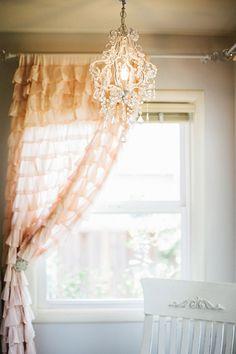 Esme's shabby chic nursery | 100 Layer Cakelet
