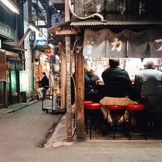 High on my wish list: an izakaya tour of Tokyo.