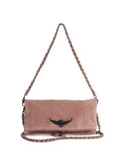 #zadigetvoltaire #bag #pink