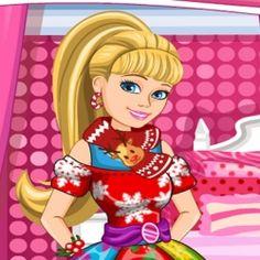 Barbie Yılbaşı Elbiseleri