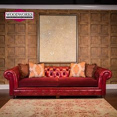 Timeless Sofas From Norwalk Furniture Availablehere Sofa Red Leather