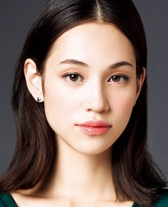 Kiko Mizuhara for Maquillage.