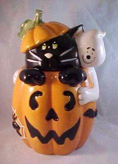 Halloween Cookie Jar by David's Cookies