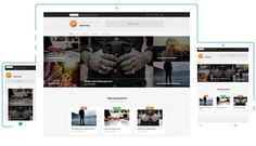 Freebies Go - GreatMag WordPress Theme #wordpress #magazine #theme #free #resonsive #blog #free #freebies