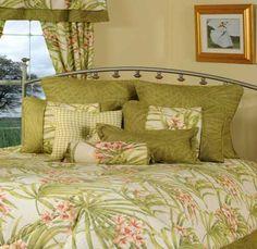 Tropical+Bedding | home tropical decor tropical bedding