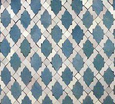Amethyst Renais Mosaic Tile