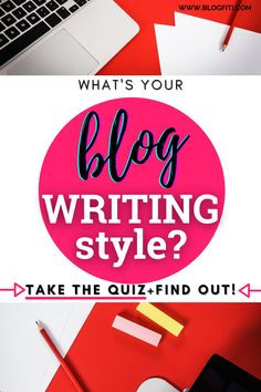 Stand out from the crowd using this 2 minute quiz to find your unique blog writing style! The worst thing you can do as a blogger is not know + practice your writing style, because if you do that you will just blend in with all the other bloggers! Make sure you know what your blog writing style is with this quick quiz that will also tell you the best post types for your blog writing style and the pro's and con's!   #blogfiti | blog writing tips | writing blog tips | blogging tips | blog tips Blog Writing Tips, Blog Tips, Writing Prompts, Writing Styles, Free Blog, Blogging For Beginners, Crowd, How To Start A Blog, Finding Yourself