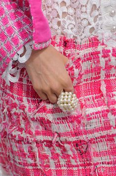 Chanel Spring 2014 - Details, Paris