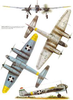RHAF Ju 88A